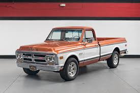 100 1972 Gmc Truck GMC 34 Ton Pickup B5 Motors