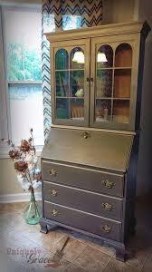 Jasper Cabinet Company Secretary Desk by Uniquely Grace