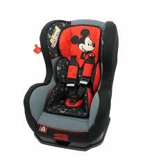 siège auto autour de bébé siège auto gr 0 1 cosmo luxe disney 5 personnages mycarsit