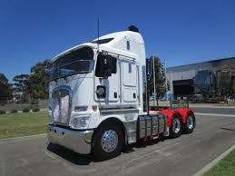100 Used Freightliner Trucks 2011 Kenworth K200 Aerodyne White For Sale In Laverton