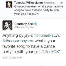 Yay She And I Should Probably Be Besties Thecourtneykerr Jayz Danceparty