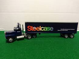 100 Winross Trucks For Sale Steelcase 18 Wheeler Diecast Metal Tractor Cab With Trailer