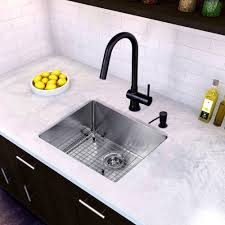 Black Kitchen Sink India by Bathroom Comely Vigo Industries Universal Stainless Steel