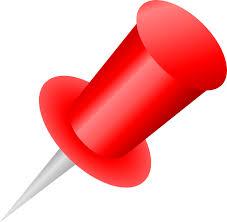 Push Pin Clip Art at Clker vector clip art online royalty