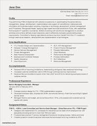 Sample Resume Skills Lovely Skill Set Examples Unique Awesome Profile