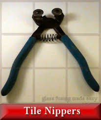 mosaic tile nippers