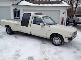 Compact Sleeper Cab Dually: 1981 Plymouth Arrow Custom | Old Trucks ...