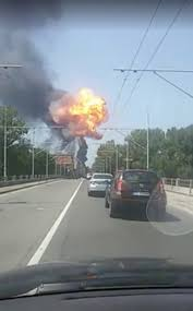 Bologna Explosion: Two Dead And Up To 70 Injured As Lorry Motorway ... Italy Bologna Truck Explodes Highway Bridge Collapse Fire Truck Gallery Eone Semi Crash Covers Road With Fireball Whisky Wcco Cbs Minnesota Van Driver Killed In Fireball Crash After Migrants Block Calais Road Pin By Peter Van Dijk On Lvo Cars And Trucks Pinterest Speed Society The Silverado Featuring A 416ci Facebook Huge Engulfs Crashes Special Edition Trucks Chevrolet 1956 Gmc Colctible Star Burst Metallic Cruise Erupts When Motorcycle Slams Into Dump Man Eau Claire Ford Lincoln Quick Lane Nice News 2017