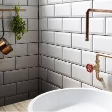 metro white wall tiles 10 x 20cm stonetrader co uk