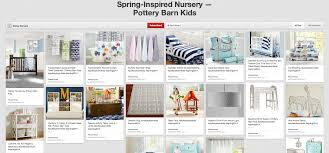 Pottery Barn Toddler Bedding by Win A Dream Nursery From Pottery Barn Kids Project Nursery