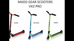 MADD Gear Scooters