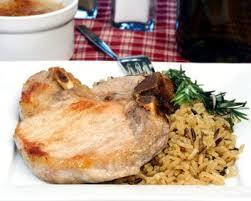 recette côtes de porc à la sauce soja et riz pasquale