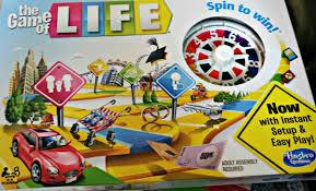 New Game Of Life Hasbro Night