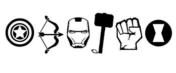 Avengers Pumpkin Stencils by Hawkeye Stencil Cliparts Co