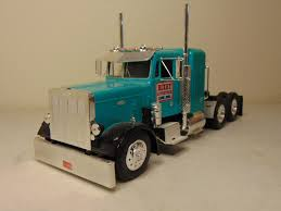 100 Peterbilt Model Trucks 359 Built By Lee Hartman Trucks Built By Me
