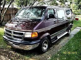 Dodge Ram Van B 2500 Passenger Conversion 1999 Jayco 7