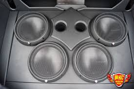 Custom Sub Enclosures & Car Audio Shops In Chicago