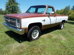 1987 87 Chevy Chevrolet Silverado K20 V20 Copper White Survivor Custom 87 Chevy Truck Shareofferco All Of 7387 And Gmc Special Edition Pickup Trucks Part I 1987 Chevrolet Silverado K20 V20 Copper 91k Survivor 20141210 001 004jpg How About Some Pics Short Beds Page 307 The 1947 C10 Lastminute Decisions Chevy Truck My Cars Pinterest Cars Gmcchevy 4x4 Old Photos Collection 4x4 Swb 350 Fi Engine Ps Pb Ac Heat K5 Blazer Wikipedia 1982 Deluxe Bowtieguys Stop