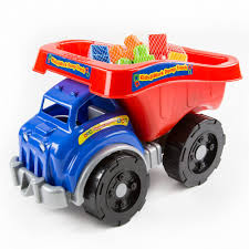 100 Big Toy Dump Truck Buy Kids Versatile Lightweight Blue With