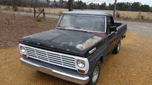 1969 Ford F-100 SWB Custom Cab / Solid Truck / Built 351M / Hot Rod ...
