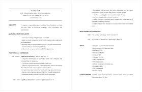 Sample Resumes For Cna Resume Skills Entry Level Instructor