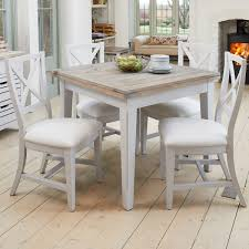 Signature Grey Extending Dining Table And Four Chairs Was £139900