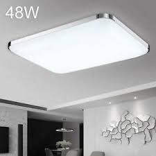 48w led panel deckenle ultraflach deckenleuchte
