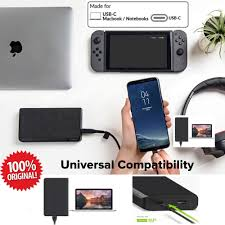 Mophie Powerstation USB-C XXL (19,500mAh) Universal External Battery For  Devices With USB-C Or USB-A Connectors (19,500mAh) - Made For Newest  MacBooks ...