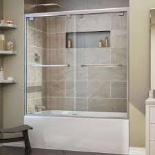 dreamline bathtub doors bathtubs the home depot