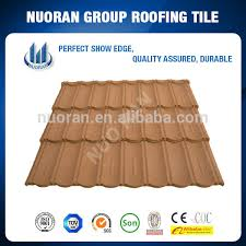 Metallic Tiles South Africa by Nuoran Roofing Materials Name Stone Coated Galvanized Tiles Buy