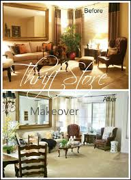 Living Room Makeovers 2016 by A Stroll Thru Life Thrift Store Room Makeover 3 Small Living Room