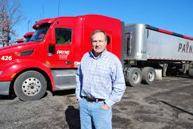 100 Star Trucking Company Payne Turns Taxcut Savings Into Bonuses Business