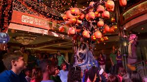 Halloween Town 3 Characters by Spooky Fun During Halloween On The High Seas Aboard Disney Cruise