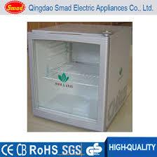 Mini Small Display Fridge Beer Bottle Refrigerator