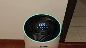 aiibot luftreiniger wohnung raucherzimmer bis zu 120m air purifier mit app steuerung und hepa filter gegen 99 97 allergie pollen gerüche staub