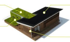 Design and Home Innovations Ecohabit Stevens Solar Decathlon 2013