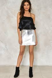 come out on top satin cami top shop clothes at nasty gal