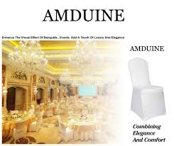 Amduine Wedding Chair Covers White Stretch Universal Polyester Spandex  Chair Cover For Weddings Banquet Restaurant Seat Small Chair Slipcover  Dining ... Magenta Silky Chair Cover Sash By Ladesignstudio Great Party Banquet Chair Seat Cover Fancy Flower Print Spandex Wedding Luxury Covers Buy Coversspandex Decorating Chairs Awesome Champagne Colored Linen Hotels And Resorts Official Site Shangrila Senarai Harga European Style Rectangle Table Cloth Stunning Dusky Pink Ruffle Hoods Finished Off With Diamante Sequin Emb Tutu Ribbon Dress Design Cap For Decor Silver Coverchair Hoodfancy Diy Sashes Decor Modern On Cool Luxury Details About 1100luxury Bronzing Elastic Slipcovr More Ideas West Yorkshire Supply Ding Room Covers Tablecloths Wedding Andy Vitry Khaygan Estate Bridestorycom