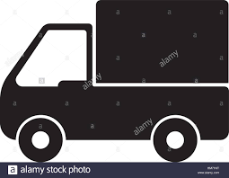 Delivery Truck Icon On White Background. Vector Illustration Stock ... Vector Delivery Truck Icon Isolated On White Background Royalty Stock Art More Images Of Adhesive Truck Icon Flat Free Image Designs Mein Mousepad Design Selbst Designen Style Illustration Delivery Image Clock Offering Getty 24 7 Website Button