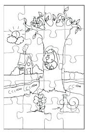 Printable Coloring Pages Spring Animals Children Kids Free