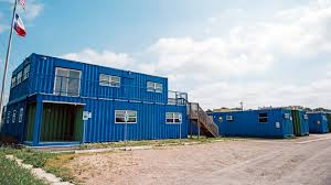 100 Shipping Containers Buildings Why Choose Our Container Structures Falcon Structures