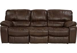 Cindy Crawford Home Alpen Ridge Brown Power Reclining Sofa Sofas