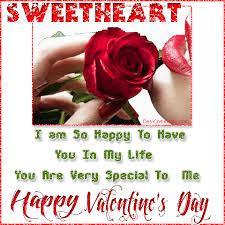 Happy Valentines Day My Sweetheart – Valentine s Day Info