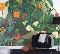 ein dschungel im wohnzimmer ideen für den sommer