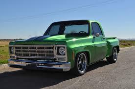 100 Custom C10 Trucks Chevrolet Step Side Pickup Trucks Custom Lowered Rat Rod Patina
