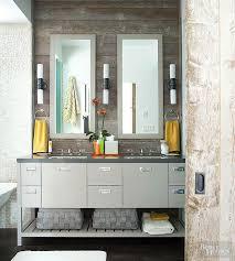 double bathroom vanity designs