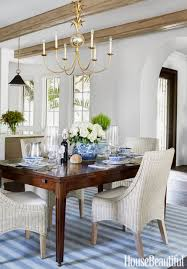 This Florida Home Loves Blue And White Even More Than You Do ... Home Ding Room Small Decorating Ideas Regarding Rooms That Mix Classic And Ultramodern Decor Lavish Open Plan Ding Room Design With Stands Free Set Lovely House Aesthetic Modern Traditional Robeson Design San Diego Igf Usa 30 Best Formal 828 Amazing Build Table Excellent Retro With Good Looking Chairs Area Accsories 6 Experts On The Insights Thraamcom