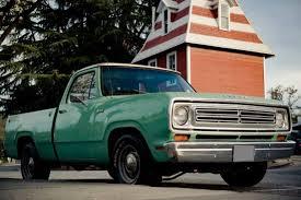 100 1975 Dodge Truck D100 Tom W LMC Life