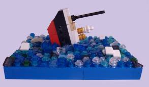 Lego Ship Sinking 3 by The World U0027s Best Photos Of Lego And Sinking Flickr Hive Mind