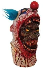 Scary Halloween Half Masks by Costume Masks Demon Halloween Mask Healthy Weight Is